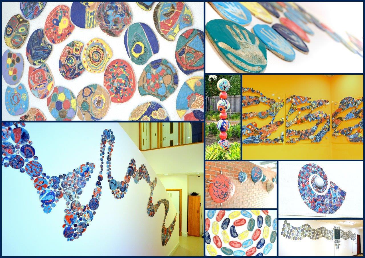Select Collaborative Public Art Commissions 2006-2013